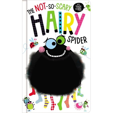 The Not So Scary Hairy Spider - A Not So Scary Halloween Disney