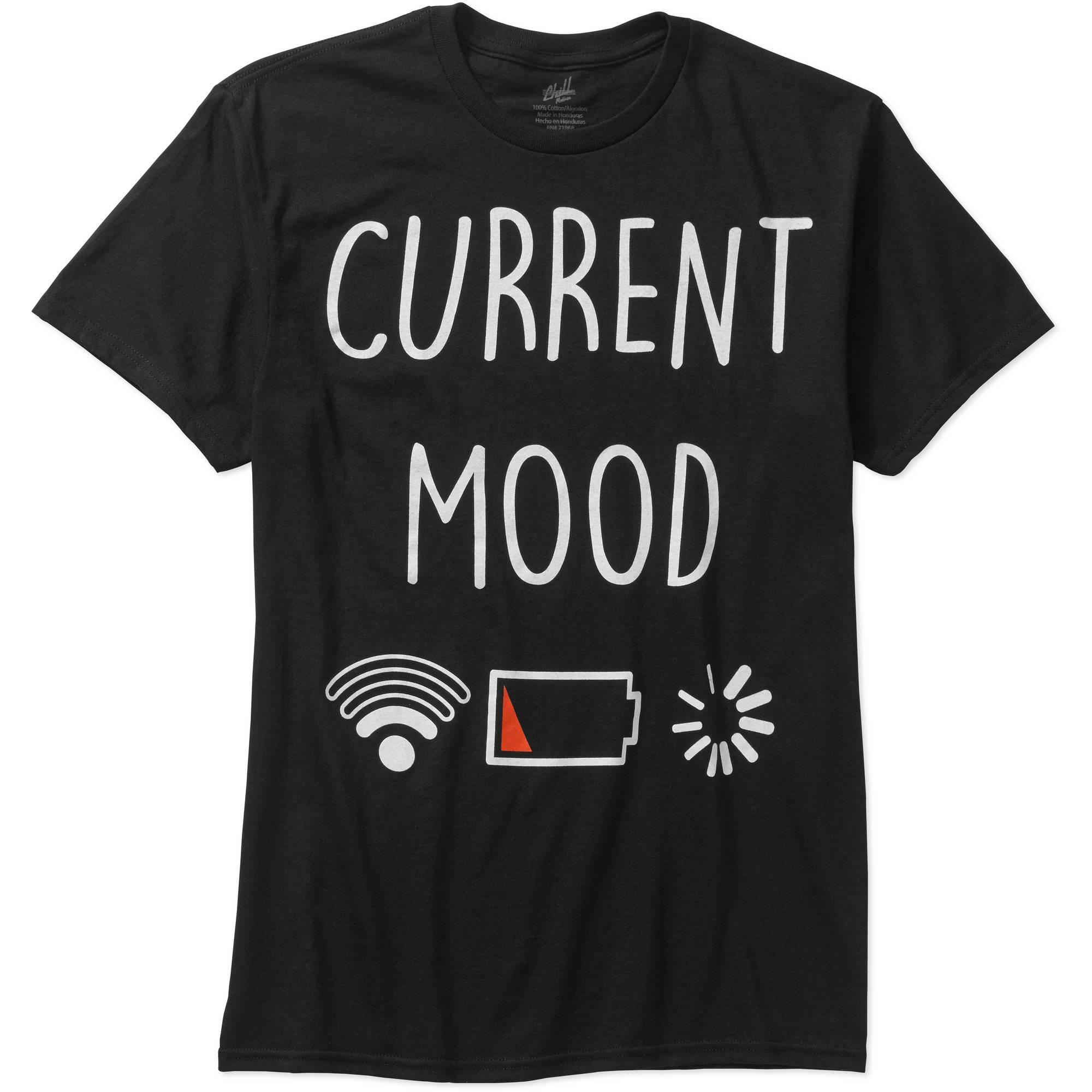 Current Mood Men's Graphic Tee