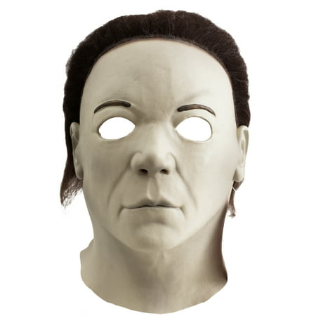 Halloween 8 Resurrection Full Adult Costume Mask Michael Myers (Halloween Michael Myers Piano)