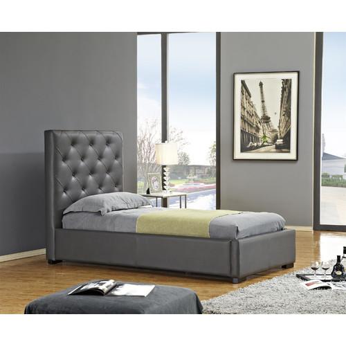 Latitude Run Delaney Upholstered Storage Platform Bed by