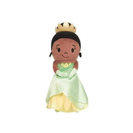 Disney Princess and The Frog Tiana Stylized 5-inch Bean Plush Doll (Frog Bean Plush)