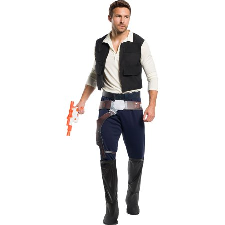 Han Solo Wig (Men's Han Solo Costume - Star Wars)