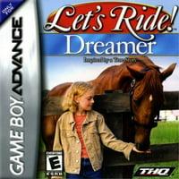 let's ride! dreamer