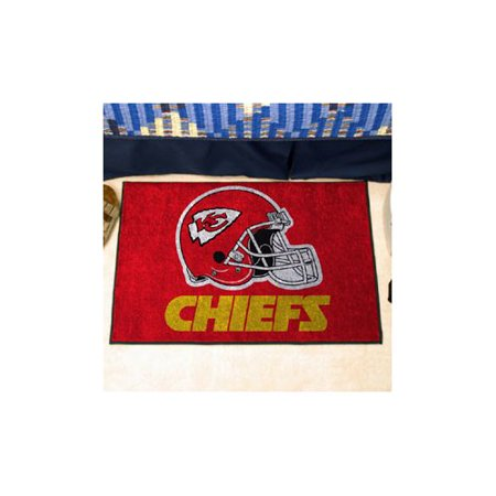 NFL Kansas City Chiefs Starter Mat