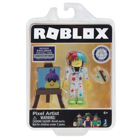 Pixel Art Creator Roblox Pictures Roblox Gold Collection Pixel Artist Single Figure Packan Art Prodigy Whose Intense Desire To Draw In Taxrevenue And Visleafs Pixel Art Creator Has Led By Jazwares Walmart Com Walmart Com