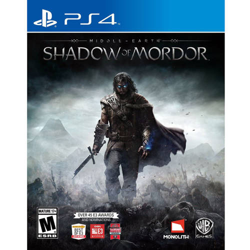 Middle Earth: Shadow Of Mordor (PS4) - Pre-Owned