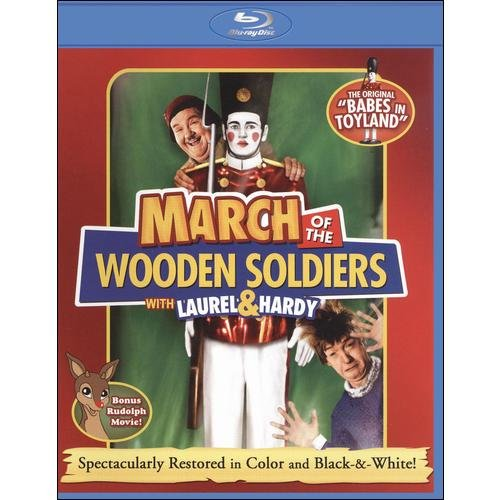 Laurel & Hardy: March Of The Wooden Soldiers (Blu-ray)