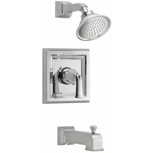American Standard T555.522.002 Town Square Bath/Shower Trim Kit with Metal Lever Handle, Available in Various Colors