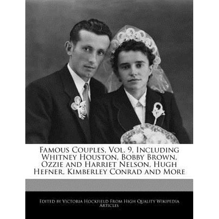 Famous Couples, Vol. 9, Including Whitney Houston, Bobby Brown, Ozzie and Harriet Nelson, Hugh Hefner, Kimberley Conrad and More](Hugh Hefner Smoking Jacket)