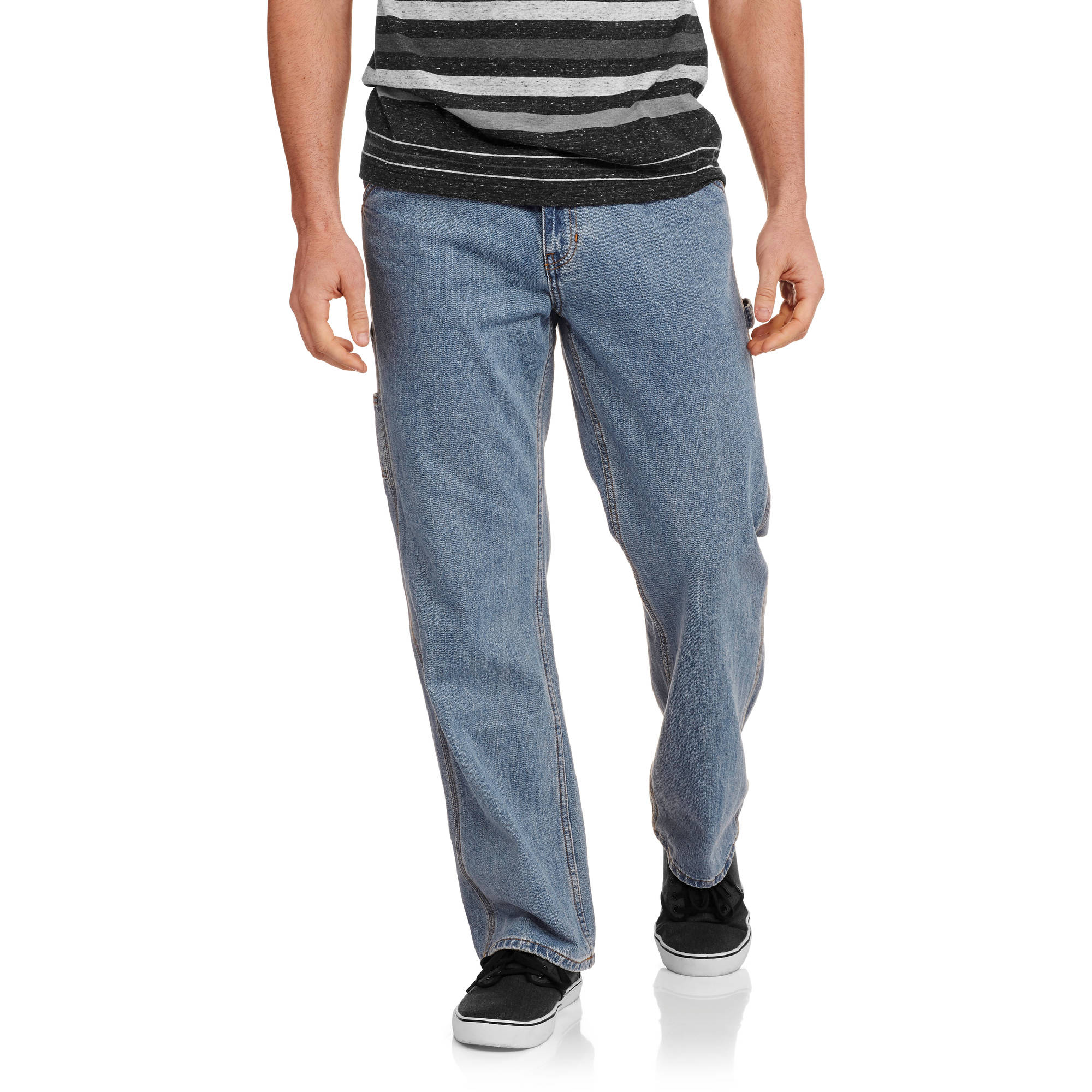 Faded Glory Big Men's Carpenter Jeans