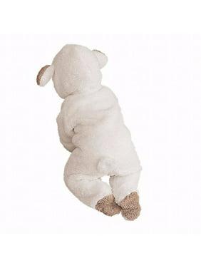 Newborn Unisex Baby Hoodie Rompers Autumn Winter Long Sleeve Jumpsuit with Ears