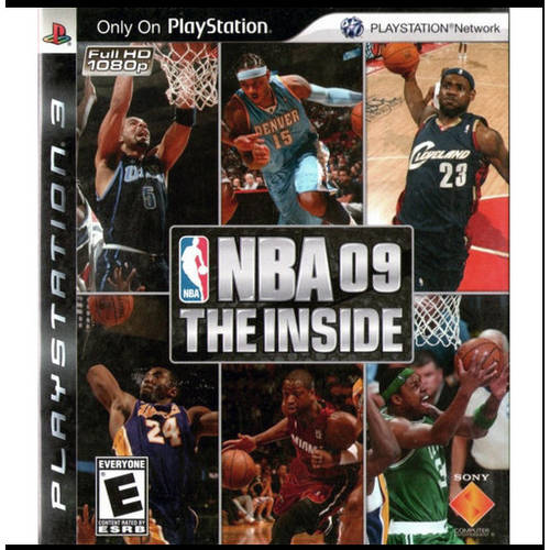 Nba 2009 (PS3) - Pre-Owned