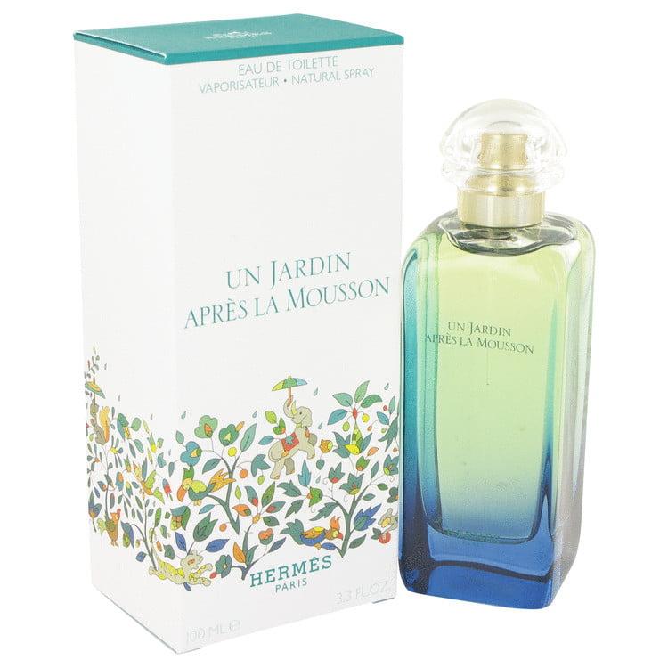 Un Jardin Apres La Mousson Perfume By Hermes 34 Oz Eau De