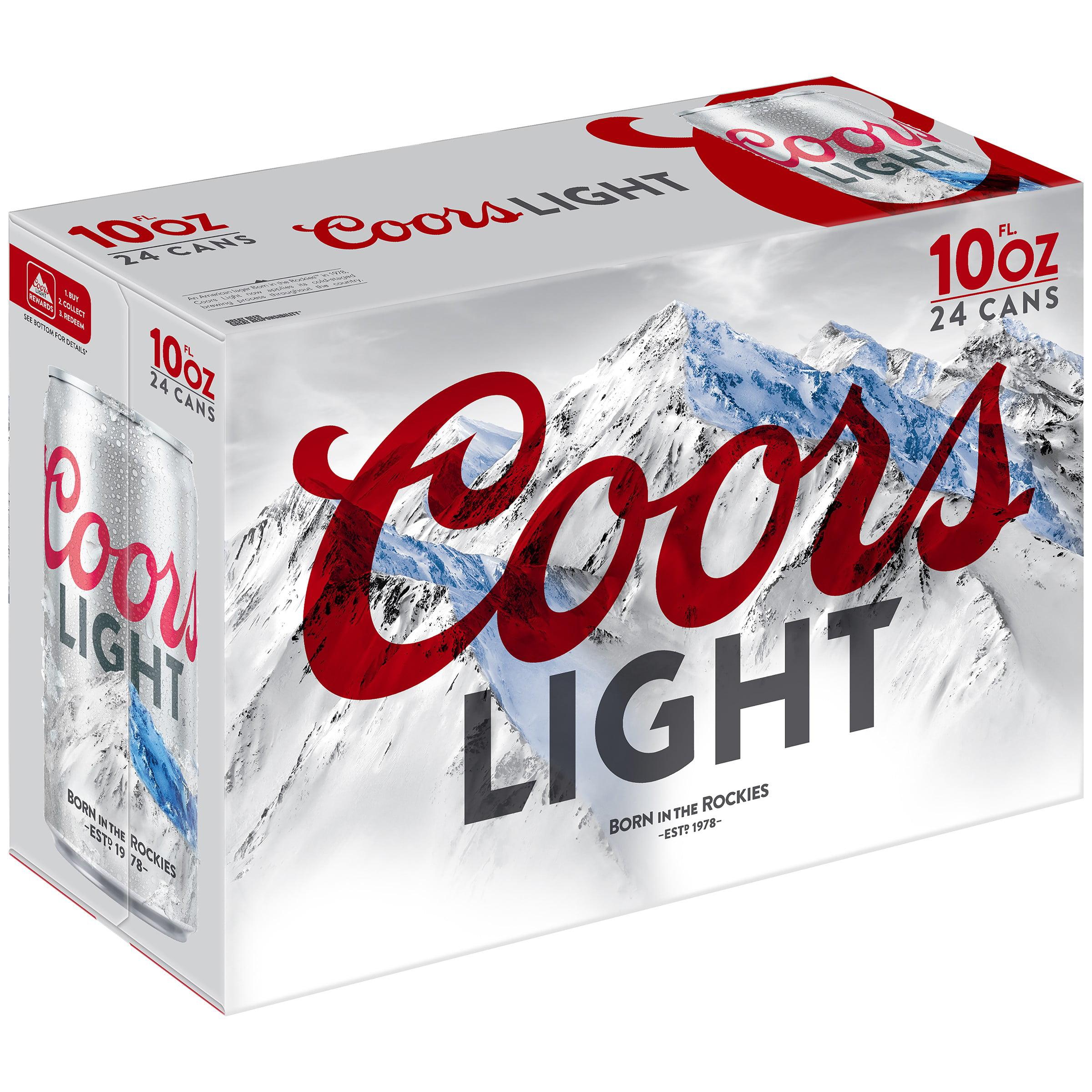 Coors Light Beer Walmart Com