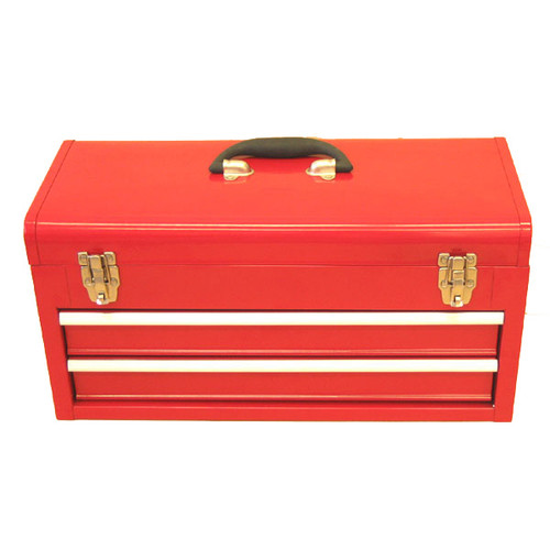 Excel Hardware Portable Tool Box with 2 Drawers