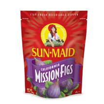 Dried Fruit & Raisins: Sun-Maid California Mission Figs