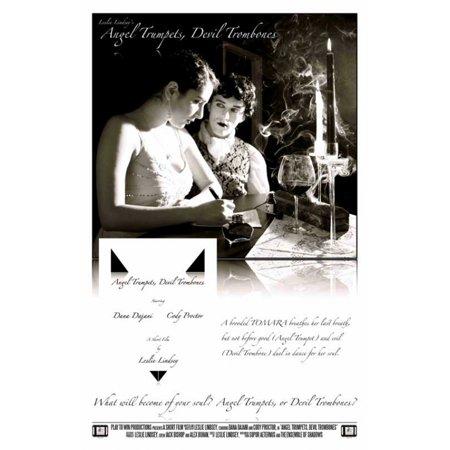 Angel Trumpets Devil Trombones Movie Poster (11 x 17)