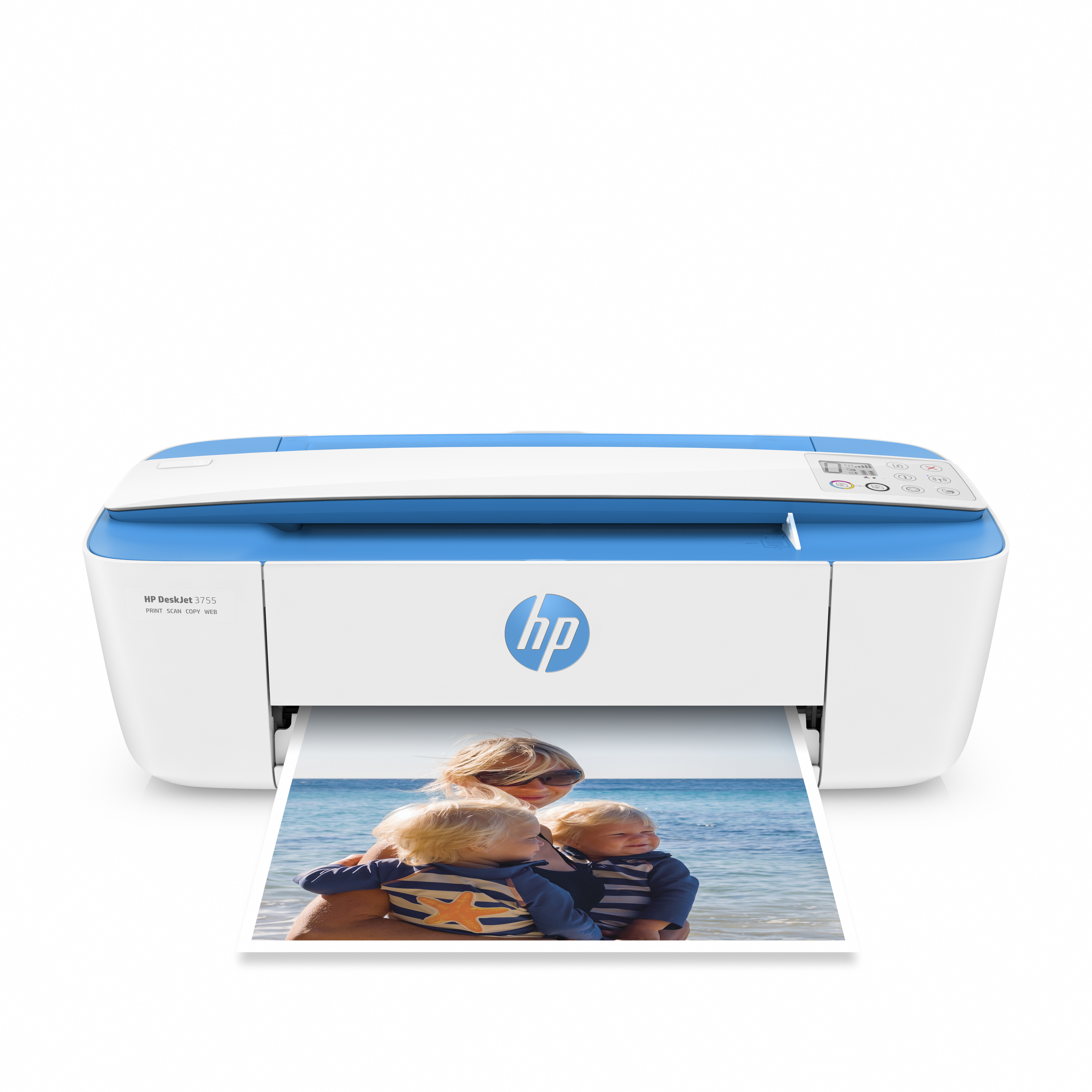 HP Deskjet 3755 All-in-One - multifunction printer (color)