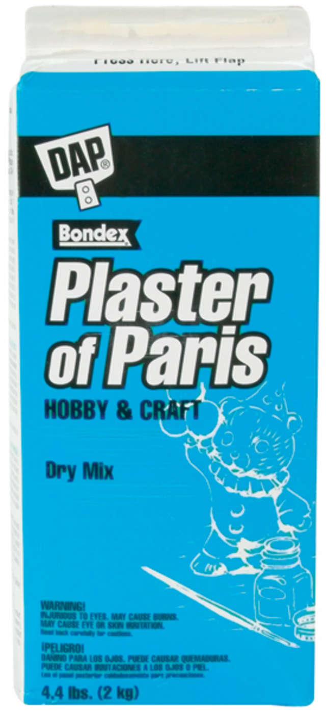 Plaster Of Paris 4.4Lb Box