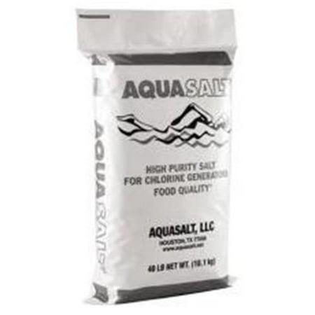 Scp pool distributors llc 953113 aqua salt pool salt 40 lb bag pack of 3 for Scp distributors swimming pools
