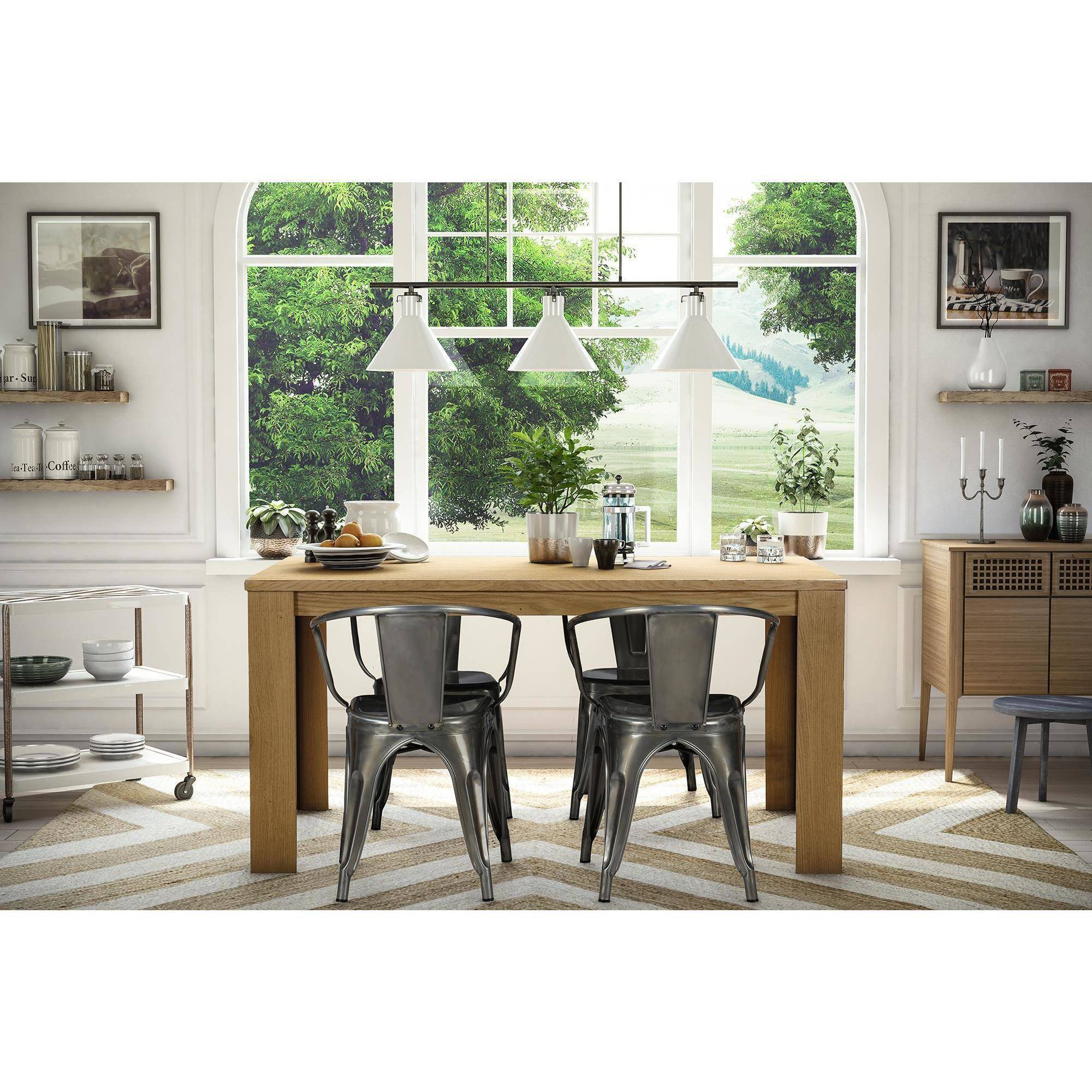 metal dining room furniture. dorel home products elise metal dining chair set of 2 multiple colors room furniture