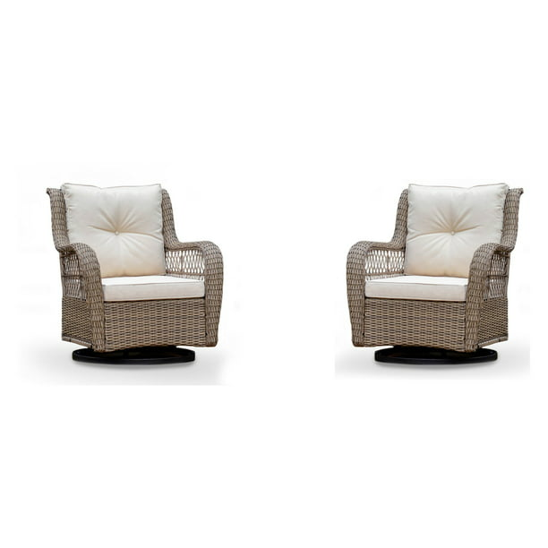 Tortuga Outdoor Rio Vista All Weather, Outdoor Patio Furniture With Glider Chairs