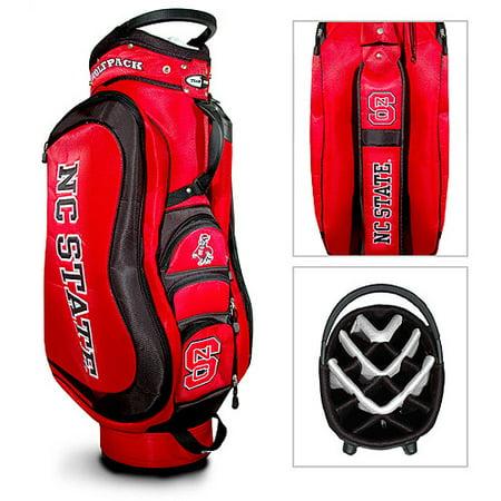 Team Golf NCAA North Carolina State Medalist Golf Cart Bag