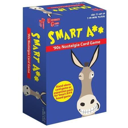 Smart A** '90s Nostalgia Card Game](90s Halloween Computer Game)