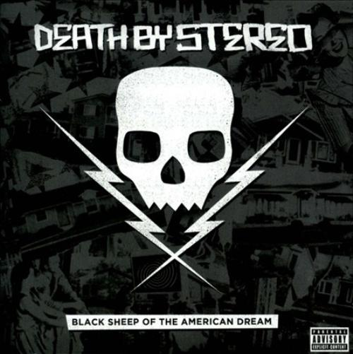 Death by Stereo Black Sheep of the American Dream CD - image 1 of 1