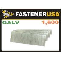 "5/8"" to 1-1/4"" BRAD NAILS 18 GAUGE GALVANIZED 1.6M VarietyPak"