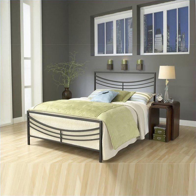 Hillsdale Kingston Panel Bed - (King)