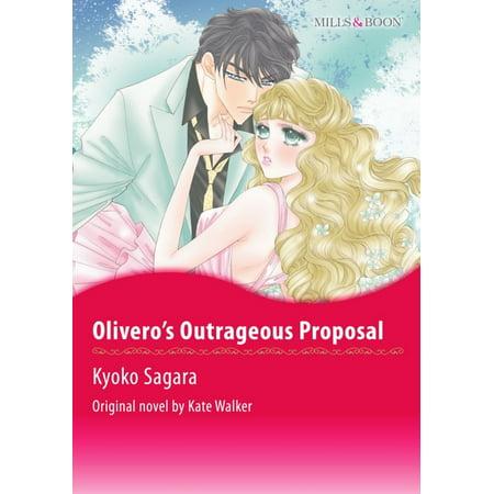 OLIVERO'S OUTRAGEOUS PROPOSAL - eBook](Outrageous Boutique)