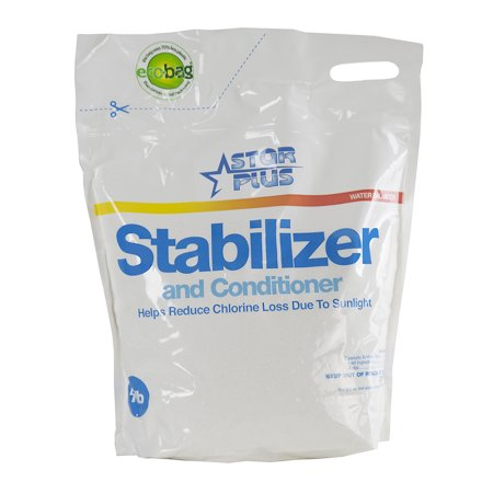 Star Plus Stabilizer   Conditioner Swimming Pool Ph Balancer Pouch  4 Pounds