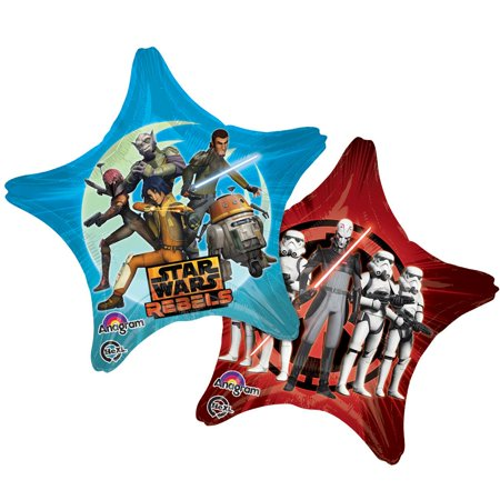 Star Wars Rebels 28 Quot Star Balloon Each Party Supplies