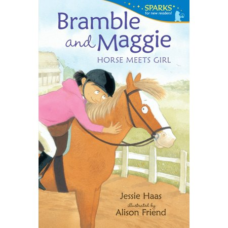 Bramble and Maggie: Horse Meets Girl (Maggie A Girl Of The Streets Naturalism)