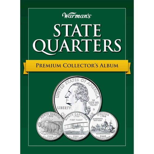 Warman's State Quarters Premium Collector's Album