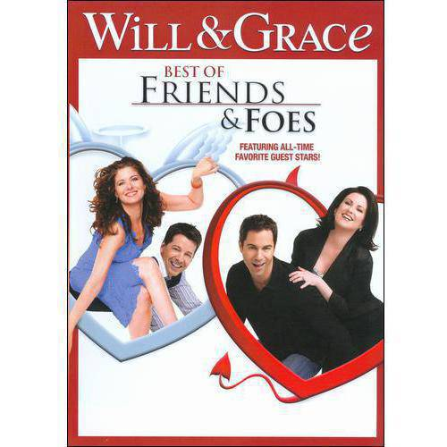 Will & Grace: Best Of Friends And Foes (Full Frame)