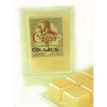 Cinn A Bun Mixer Melt Or Wax Tart By Courtneys Candles