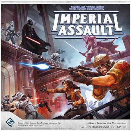 - Fantasy Flight Games Star Wars: Imperial Assault Board Game