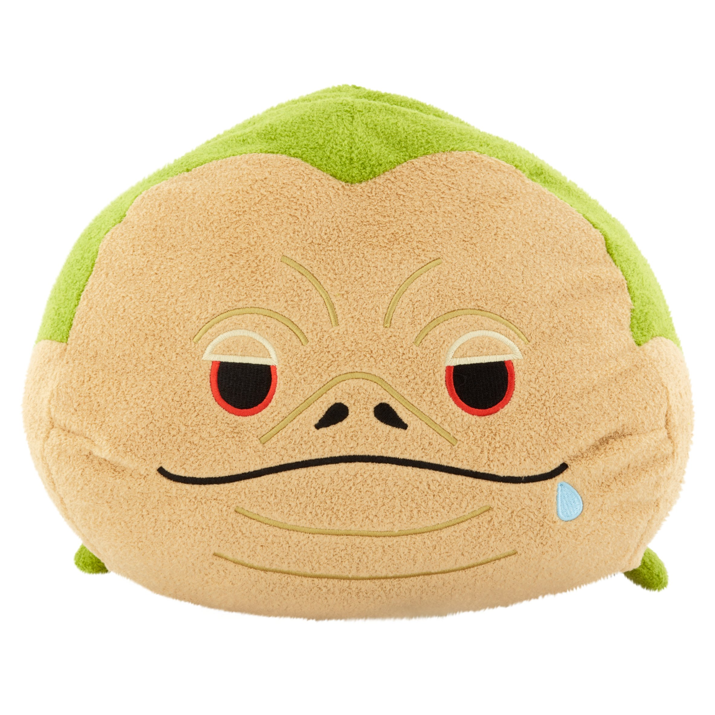 "Disney Star Wars Large Tsum Tsum Jabba the Hutt 20"" Plush"
