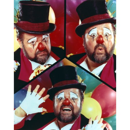 Dom Deluise Clown Outfit Photo - Clown Outfit