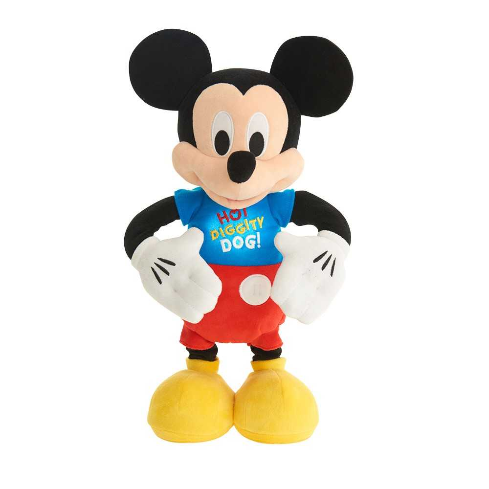 Mickey Mouse Clubhouse Hot Diggity Dance & Play Mickey by Just Play Products