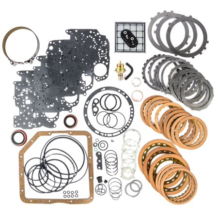 JEGS Performance Products 62102 Transmission Rebuild Kit 1969-1986 GM TH-350