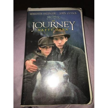 The Journey of Natty Gann (VHS 2002) Clamshell - VG - Free Postage - Disney (Vg Sonnenbrille)