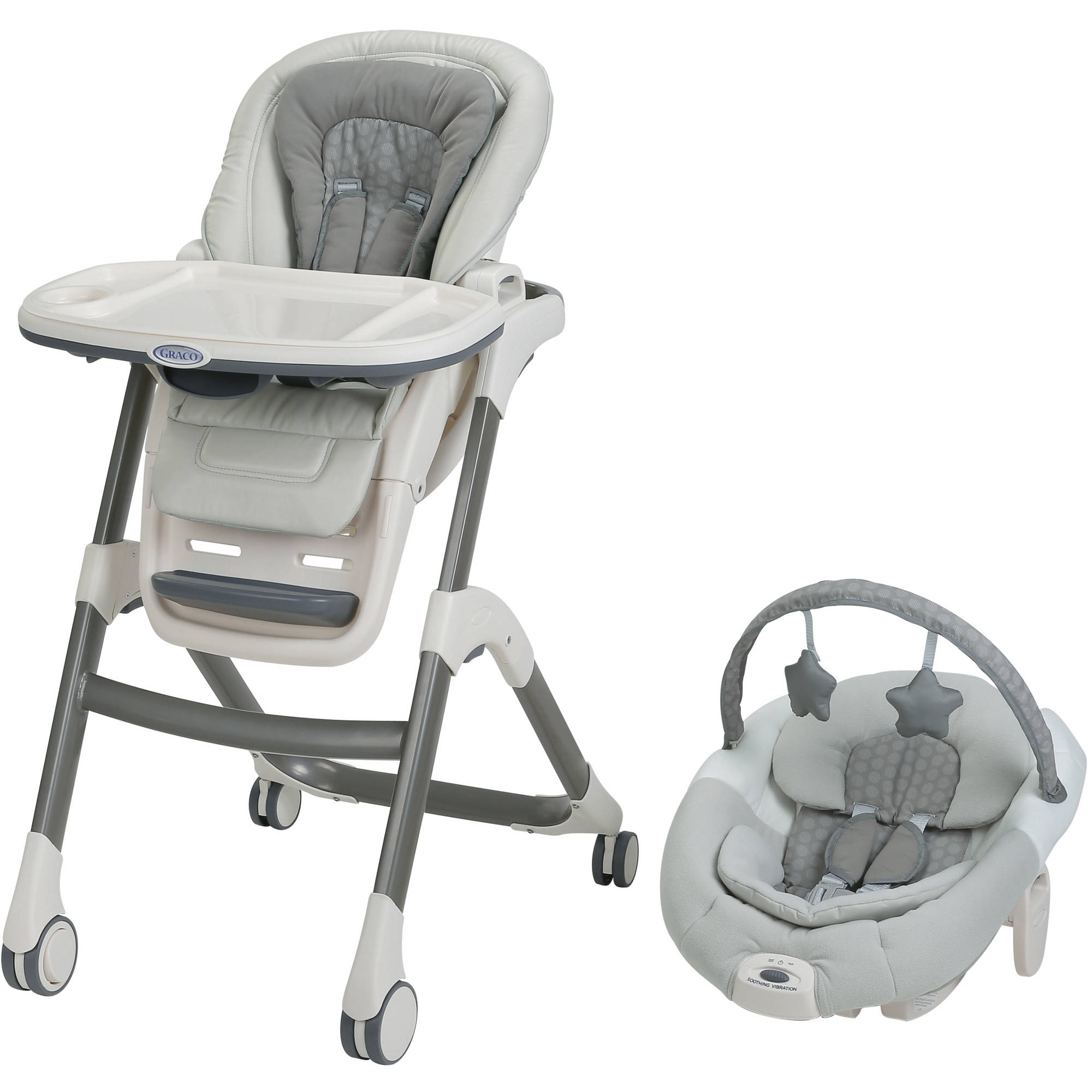 Graco Sous Chef 5-in-1 Seating System High Chair, Davis by Graco