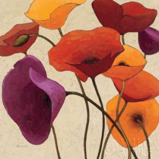 Up One Canvas Art - Shirley Novak (24 x 24)