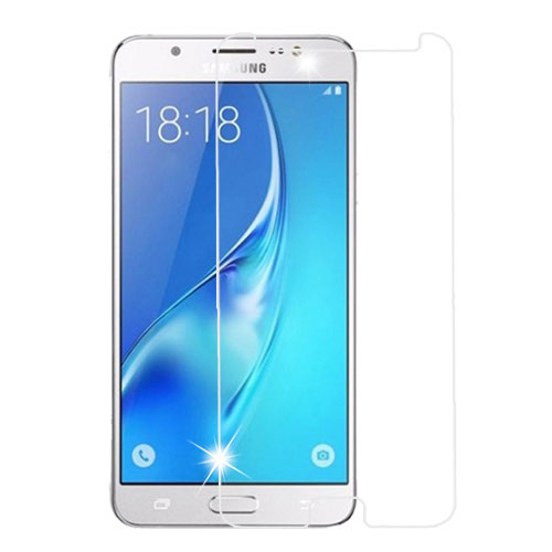 For Samsung Galaxy J7 2017 Sky Pro On7 Tempered Glass Screen Protector (2.5D)