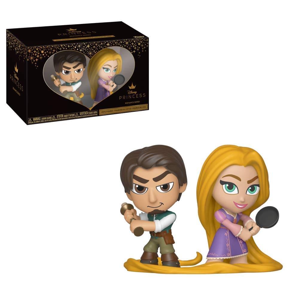 Funko Disney Princess Romance Series Flynn Rapunzel Figure Set