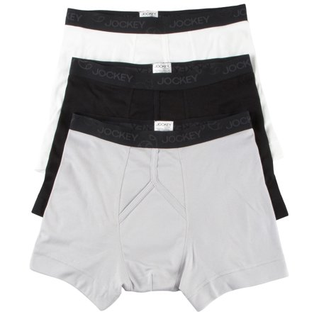 b5b41c22e2a4 Jockey - Jockey Men's Underwear Staycool Boxer Brief - 3 Pack - Walmart.com
