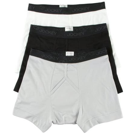 Jockey Men's Underwear Staycool Boxer Brief - 3 Pack ()